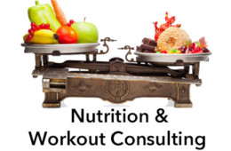 Nutrition & Workout Consulting
